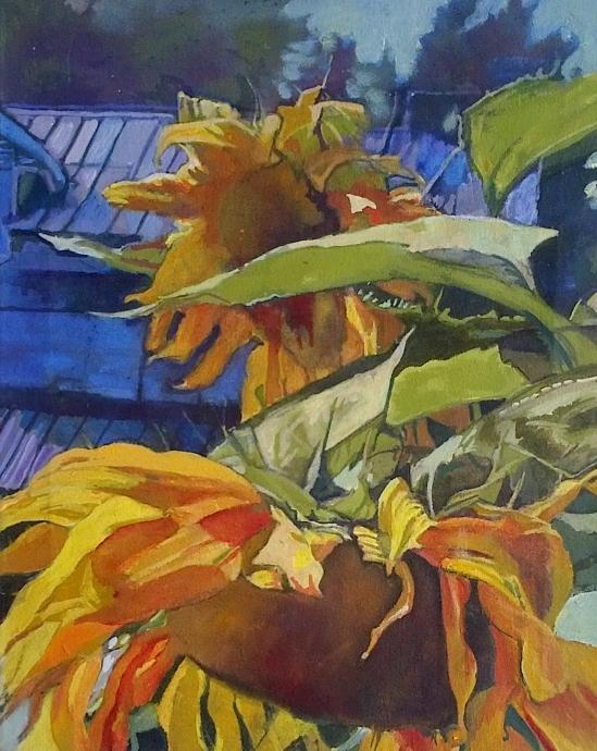 sunflowerscv